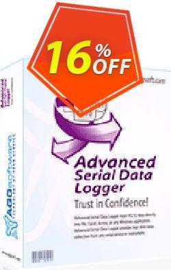 Aggsoft Advanced Serial Data Logger Coupon, discount Promotion code Advanced Serial Data Logger Standard. Promotion: Offer discount for Advanced Serial Data Logger Standard special at iVoicesoft