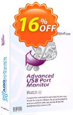 Aggsoft Advanced USB Port Monitor Professional Coupon, discount Promotion code Advanced USB Port Monitor Professional. Promotion: Offer discount for Advanced USB Port Monitor Professional special at iVoicesoft