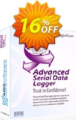 Aggsoft Advanced Serial Data Logger Enterprise Coupon, discount Promotion code Advanced Serial Data Logger Enterprise. Promotion: Offer discount for Advanced Serial Data Logger Enterprise special at iVoicesoft