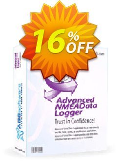 Aggsoft Advanced NMEA Data Logger Enterprise Coupon, discount Promotion code Advanced NMEA Data Logger Enterprise. Promotion: Offer discount for Advanced NMEA Data Logger Enterprise special at iVoicesoft