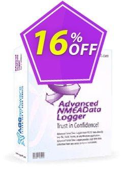 Aggsoft Advanced NMEA Data Logger Coupon, discount Promotion code Advanced NMEA Data Logger Standard. Promotion: Offer discount for Advanced NMEA Data Logger Standard special at iVoicesoft