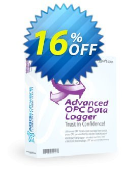 Aggsoft Advanced OPC Data Logger Professional Coupon, discount Promotion code Advanced OPC Data Logger Professional. Promotion: Offer discount for Advanced OPC Data Logger Professional special at iVoicesoft