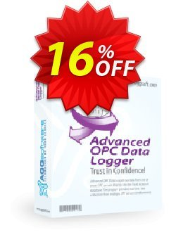 Aggsoft Advanced OPC Data Logger Lite Coupon, discount Promotion code Advanced OPC Data Logger Lite. Promotion: Offer discount for Advanced OPC Data Logger Lite special at iVoicesoft