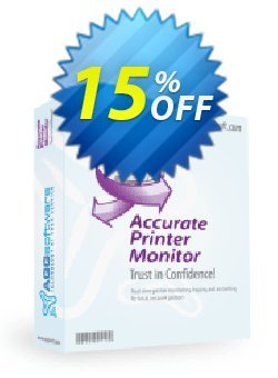 Aggsoft Accurate Printer Monitor Corporate Coupon, discount Promotion code. Promotion: Offer discount