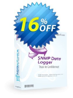 Aggsoft SNMP Data Logger Professional Coupon, discount Promotion code SNMP Data Logger Professional. Promotion: Offer SNMP Data Logger Professional special discount for iVoicesoft