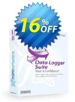 Aggsoft Data Logger Suite Coupon, discount Promotion code Data Logger Suite Standard. Promotion: Offer discount for Data Logger Suite Standard special at iVoicesoft