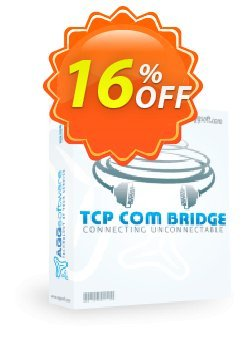 Aggsoft TCP COM Bridge Coupon, discount Promotion code TCP COM Bridge Standard. Promotion: Offer TCP COM Bridge Standard special discount for iVoicesoft