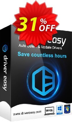Driver Easy - 30 Computers License / 1 Year  Coupon discount Driver Easy - 30 Computers License / 1 Year formidable discounts code 2021. Promotion: impressive promo code of Driver Easy - 30 Computers License / 1 Year 2021