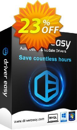 DriverEasy - 1 PC - 1 Year  Coupon discount Driver Easy 20% Coupon. Promotion: DriverEasy PRO discount code