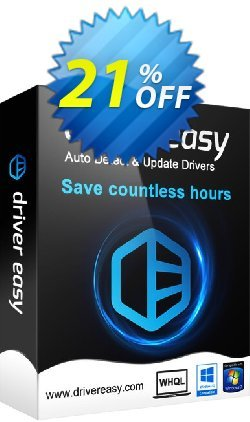 DriverEasy - 5 PC's / 1 Year  Coupon discount Driver Easy 20% Coupon. Promotion: DriverEasy promo code