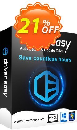DriverEasy -  10 PC's / 1 Year Coupon, discount Driver Easy coupon 30% Offer. Promotion: DriverEasy discount coupon code