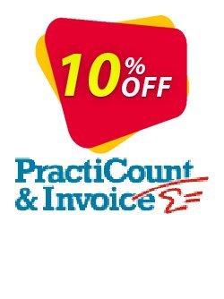 PractiCount and Invoice Enterprise Site License Coupon, discount Coupon code PractiCount and Invoice Enterprise Site License. Promotion: PractiCount and Invoice Enterprise Site License offer from Practiline