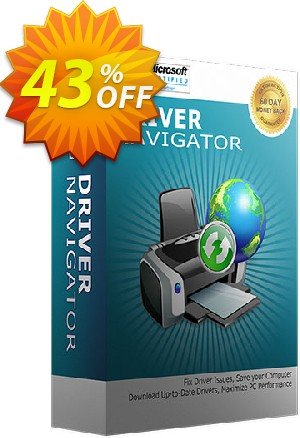 Driver Navigator - 1 Computer with Auto Upgrade Coupon, discount Driver Navigator 1 Computer with Auto Upgrade. Promotion: