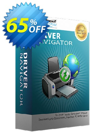 Driver Navigator - 5 Computers with Auto Upgrade Coupon, discount Driver Navigator 5 Computer with Auto Upgrade. Promotion: