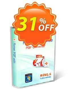 Renee PDF aide Coupon, discount Renee PDF aide amazing deals code 2021. Promotion: amazing deals code of Renee PDF aide 2021