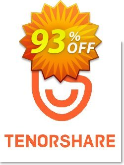 Tenorshare Video Converter for Mac Coupon discount BitDujour users - 67% off Tenorshare Video Converter Mac -