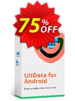 Tenorshare UltData Android Data Recovery Coupon discount Tenorshare special coupon (29742) -