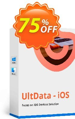 Tenorshare UltData (iPhone Data Recovery) Coupon discount Tenorshare special coupon (29742). Promotion: