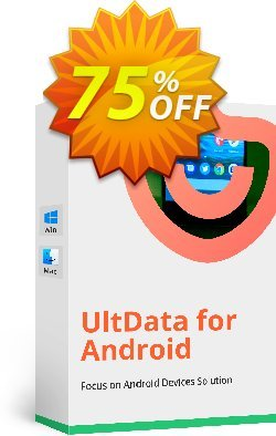 Tenorshare UltData for Android Coupon discount Tenorshare special coupon (29742) -
