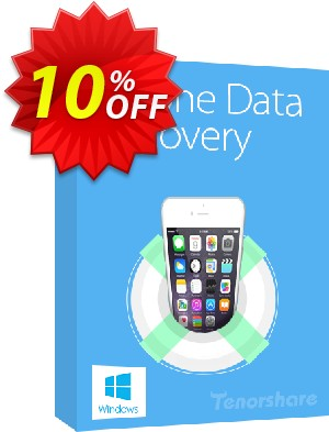 Tenorshare iPhone 6 Data Recovery for Mac Coupon, discount 10% Tenorshare 29742. Promotion: