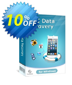 Tenorshare iPod Data Recovery for Windows Coupon, discount 10% Tenorshare 29742. Promotion: