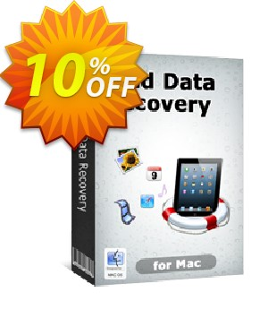 Tenorshare iPad Data Recovery for Mac Coupon, discount 10% Tenorshare 29742. Promotion: