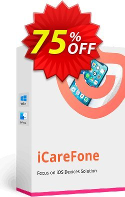 Tenorshare iCareFone - Lifetime Coupon discount 10% Tenorshare 29742 -