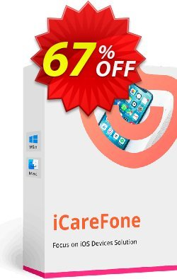 Tenorshare iCareFone for Mac - Unlimited Coupon discount Promotion code - Offer discount
