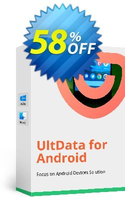 Tenorshare UltData for Android for Mac - Unlimited Coupon, discount Promotion code. Promotion: Offer discount