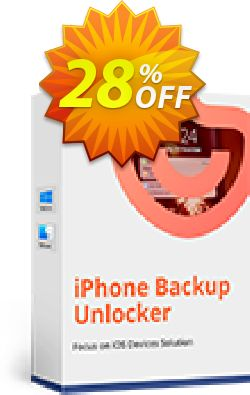 Tenorshare 4uKey - iTunes Backup Standard - Family Pack Coupon, discount discount. Promotion: coupon code