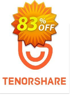 Tenorshare PDF Password Remover - Family Pack Coupon, discount discount. Promotion: coupon code