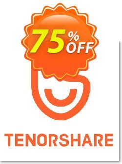 Tenorshare PDF Password Remover - Unlimited PCs  Coupon discount 75% OFF Tenorshare PDF Password Remover (Unlimited PCs), verified - Stunning promo code of Tenorshare PDF Password Remover (Unlimited PCs), tested & approved