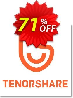 Tenorshare Data Wipe - 2-5 PCs  Coupon discount discount - coupon code