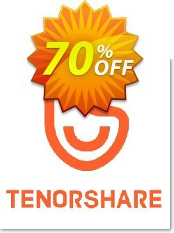Tenorshare Data Wipe - Unlimited PCs  Coupon discount discount. Promotion: coupon code
