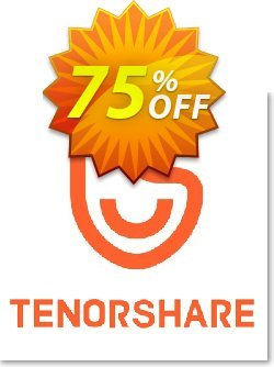 Tenorshare Data Backup-Family Pack Coupon, discount discount. Promotion: coupon code