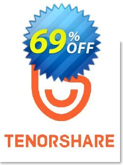 Tenorshare Data Backup-Unlimited PCs Coupon, discount discount. Promotion: coupon code