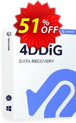 Tenorshare UltData - Windows Data Recovery - 1 Month Coupon, discount discount. Promotion: coupon code