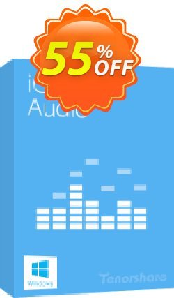 Tenorshare iGetting Audio Coupon discount Lifetime Free Updates - 30-Day Money-Back Guarantee