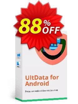 Tenorshare UltData for Android - (11-15 Devices) Coupon, discount Promotion code. Promotion: Offer discount