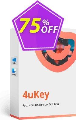 Tenorshare 4uKey Coupon discount discount - coupon code
