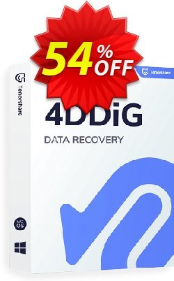 Tenorshare UltData Mac Data Recovery - Lifetime License  Coupon discount discount - coupon code