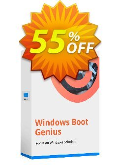 Tenorshare Windows Boot Genius - 1 Month License  Coupon discount Promotion code - Offer discount