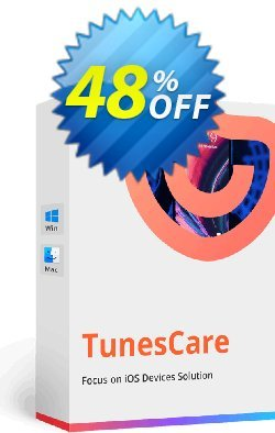 Tenorshare TunesCare Pro Coupon discount discount - coupon code
