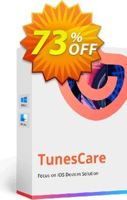 Tenorshare TunesCare Pro - 2-5 PCs  Coupon discount discount - coupon code