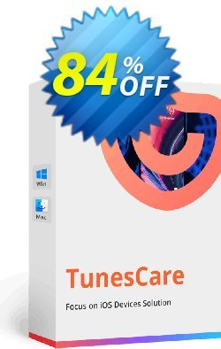 Tenorshare TunesCare Pro for Mac - 6-10 Macs  Coupon discount discount - coupon code