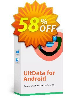 Tenorshare UltData for Android - Unlimited License  Coupon discount Promotion code - Offer discount
