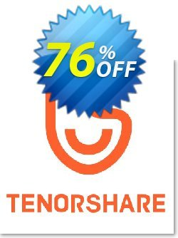 Tenorshare PDF Password Remover Coupon discount 75% OFF Tenorshare PDF Password Remover, verified - Stunning promo code of Tenorshare PDF Password Remover, tested & approved