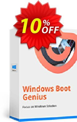 Tenorshare Windows Boot Genius Coupon discount 10% Tenorshare 29742 -