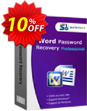 Tenorshare Word Password Recovery Professional for Window Coupon, discount 10% Tenorshare 29742. Promotion: