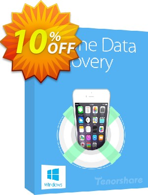 Tenorshare iPhone 3GS Data Recovery for Windows Coupon, discount 10% Tenorshare 29742. Promotion: affiliate 597325